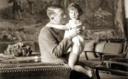 Hitler And Young Girl