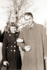 Eva Braun and Albert Speer