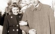 Eva Braun and Albert Speer