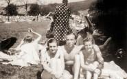 Eva Braun On Holiday