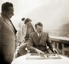 Hoffmann, Braun And Hitler