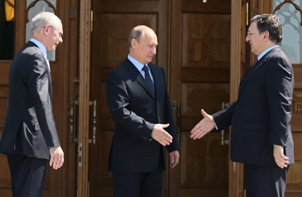 UE-RUSSIA, VERTICE AD ALTA TENSIONE CON PUTIN PER UCRAINA