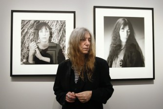 FRANCE-PHOTO-MAPPLETHORPE-EXHIBITION
