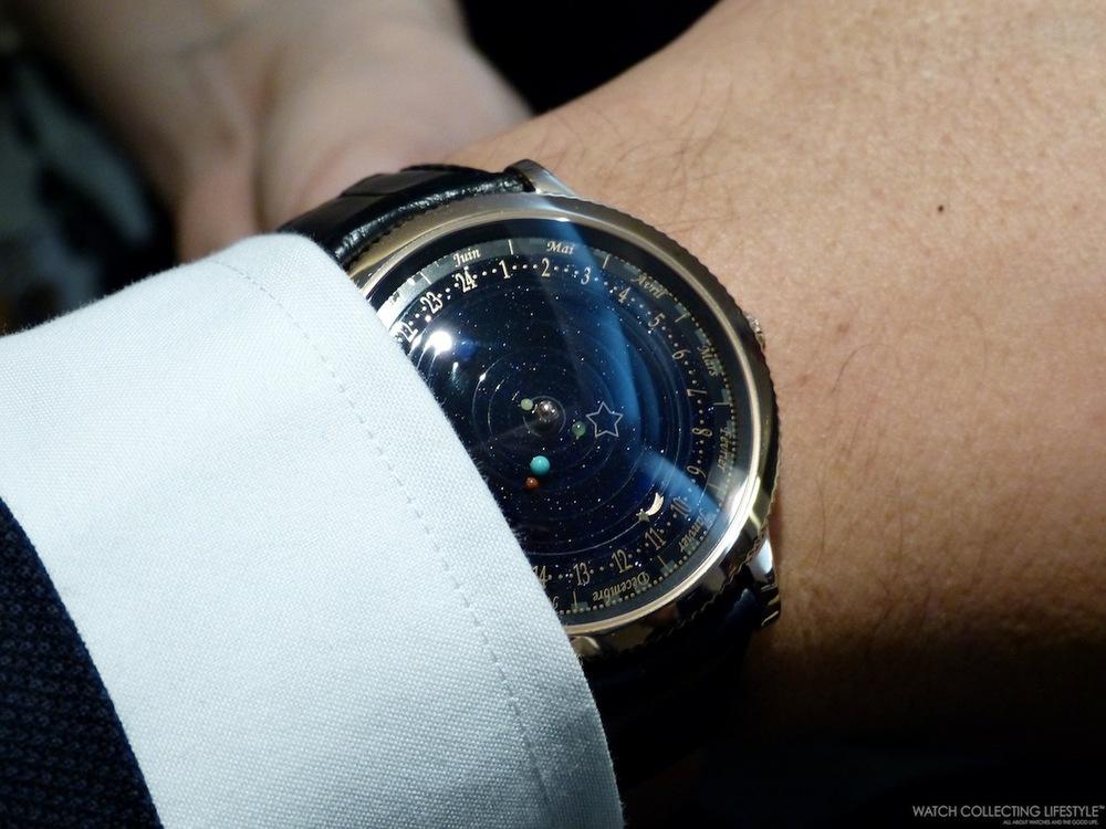 in che polso si mette l orologio