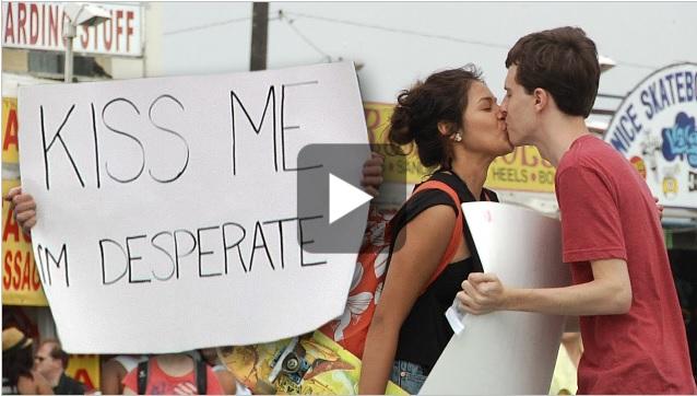 baciami sono disperato