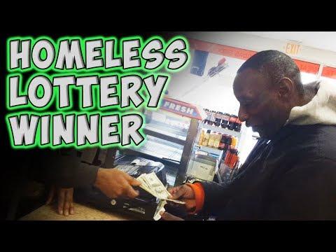 senzatetto lotteria