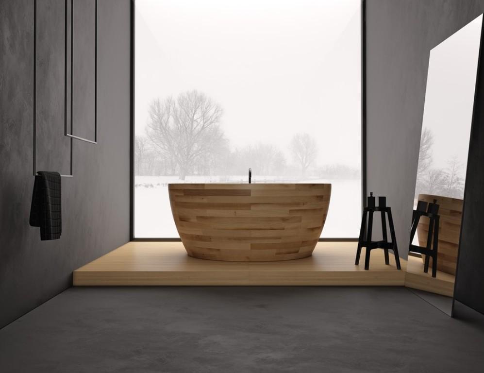 Vasca Da Bagno Giapponese In Legno : Come rendere il vostro bagno davvero unico! notizie.it