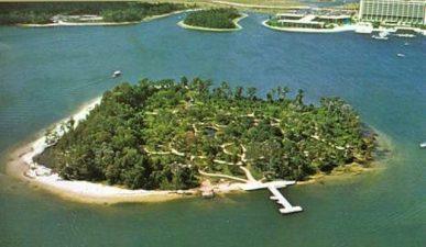 Discovery Island al Walt Disney World, Florida