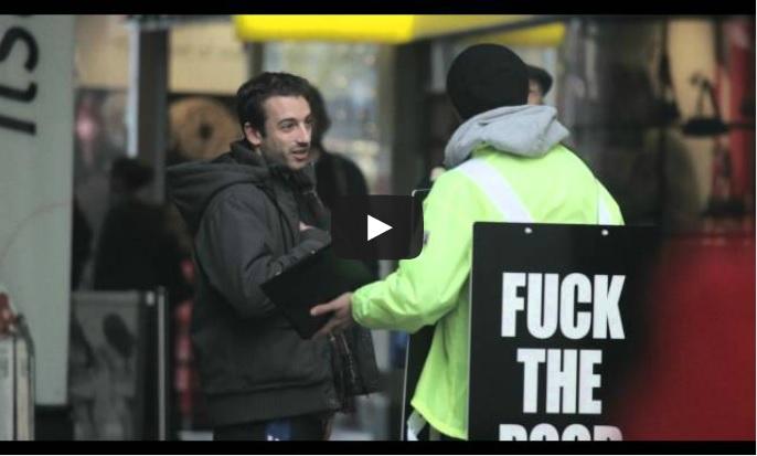 fuck the poor