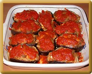 Ricetta melanzane ripiene for Cucinare jalapeno