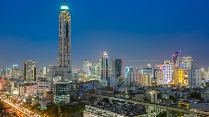 un viaggio per le vie di bangkok