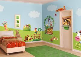 Camerette per bambini con disegni - Notizie.it