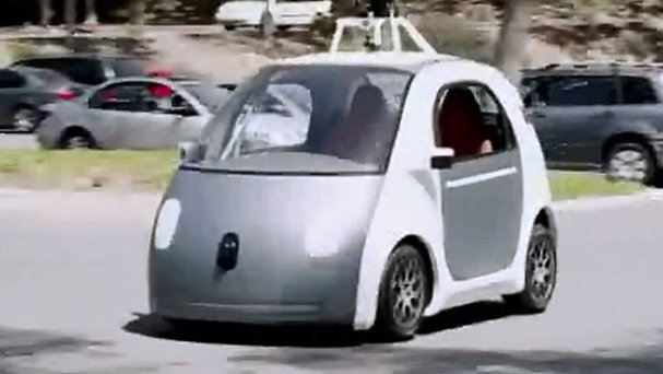 L 39 auto di google che si guida da sola for L auto che si guida da sola