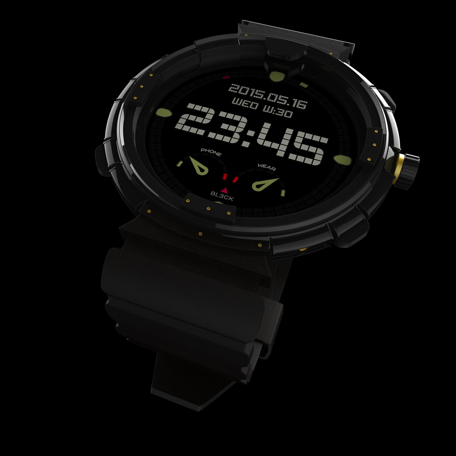 6c9895d7b5c8 I migliori orologi digitali da polso
