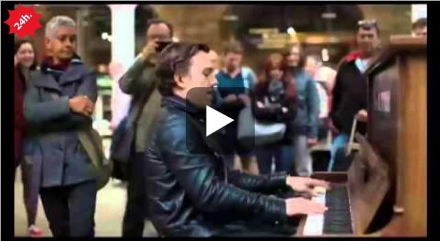 pianista londra