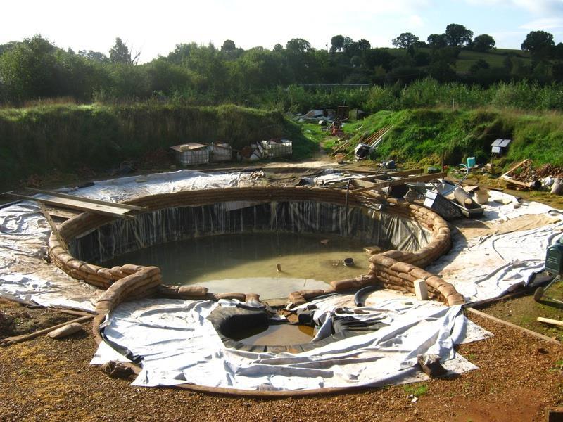 Diy realizzare una piscina naturale fai da te for Piscina naturale