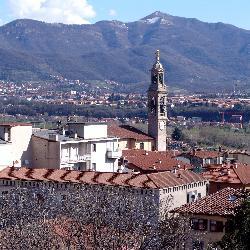 Brembate di Sopra, campanile Chiesa S M Assunta