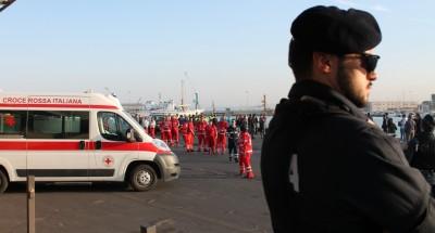 Catania, 5 casi di tubercolosi tra i poliziotti in soccorso dei migranti