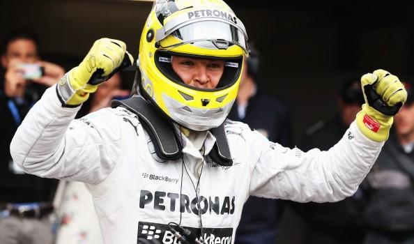Rosberg vincitore - notizie.it