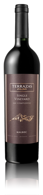 Malbec Single Vineyard Las Computeras 2010,Terrazas de los Andes