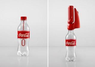 coca cola 2nd life campaign bottle caps 2