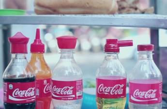 coca cola 2nd life campaign bottle caps 7