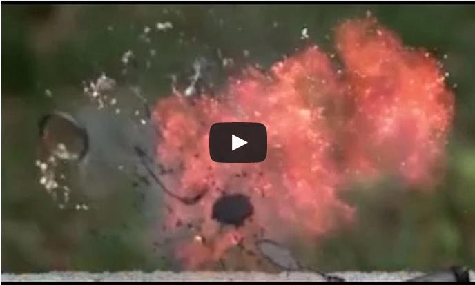 pile litio esplosione
