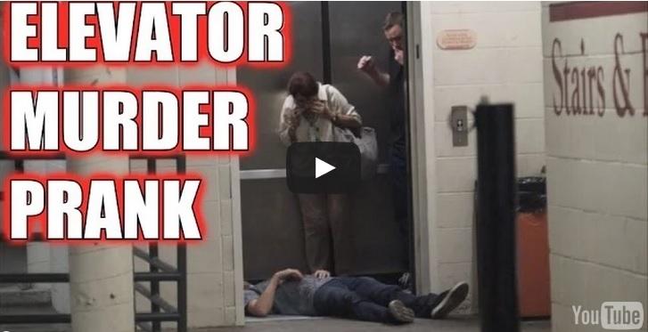 scherzo ascensore
