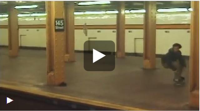 skater metropolitana