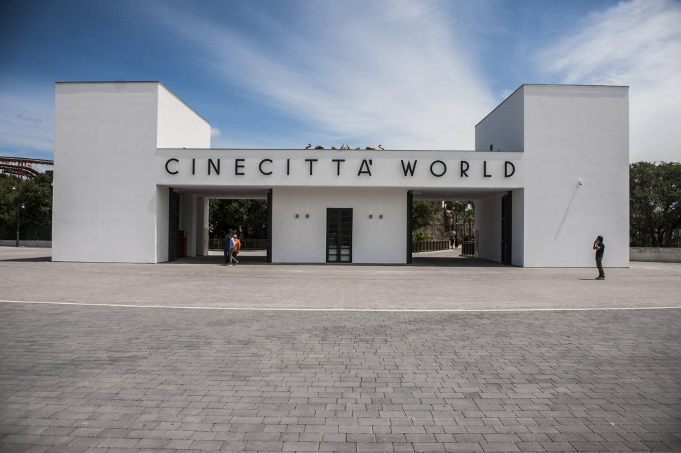 Roma Cinecittà World sta per aprire
