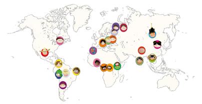 601 Nguide paesi adozioni Aibi