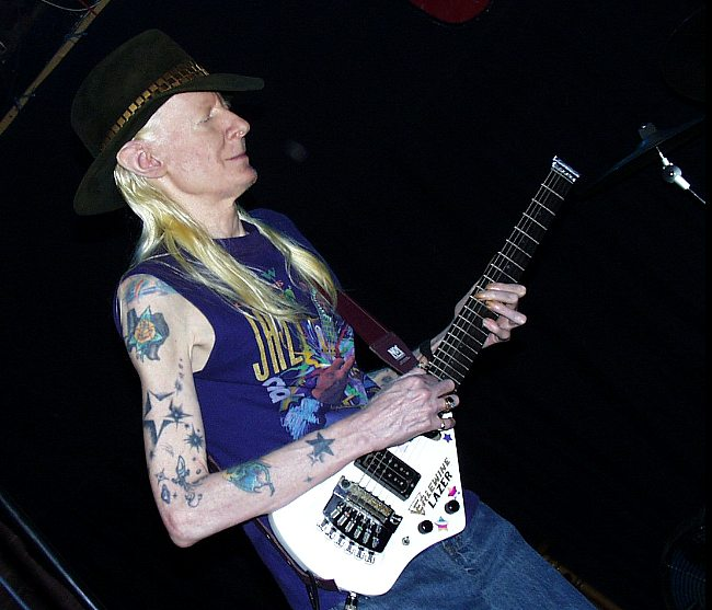 Johnny Winter addio, muore un'altra stella del blues