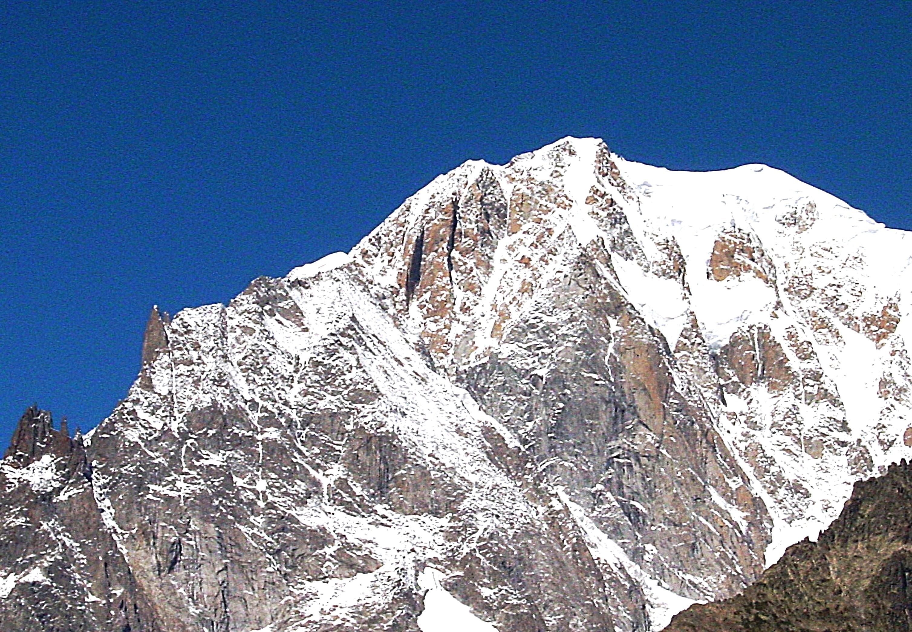 Sparisce sul Monte Bianco più di trent'anni fa, oggi la drammatica scoperta