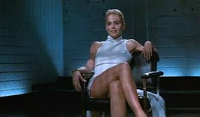 Basic Instinct, Sharon Stone tradita dal regista Paul Verhoeven