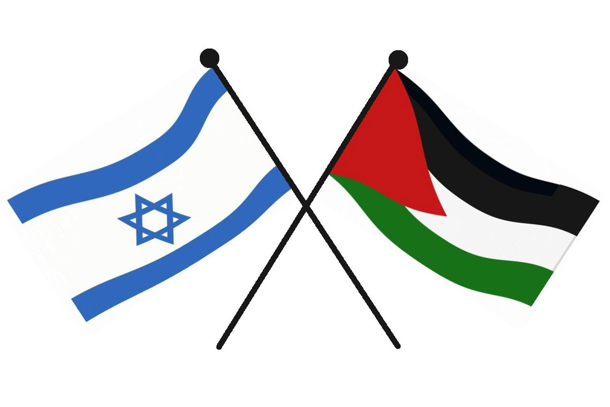 israele-palestina-bandiera