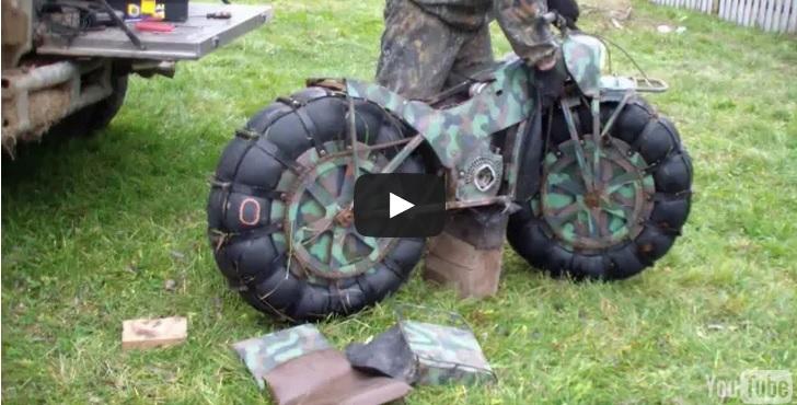 moto russa