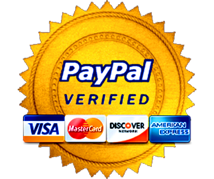 paypal certified logo
