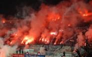 Al via le misure di sicurezza per le partite di Roma e Napoli