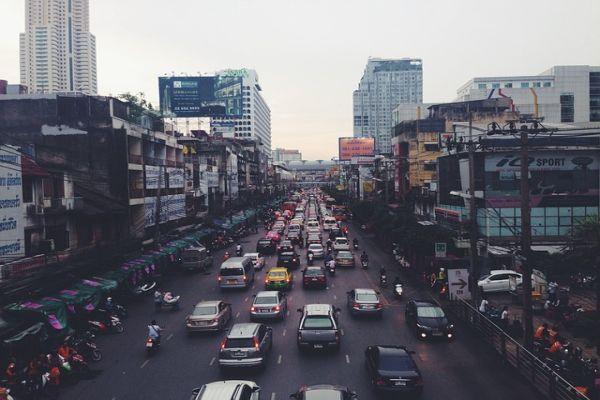 Giorni e orari di traffico intenso nel mese di agosto 2014-