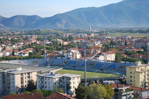 Lega Pro girone B, due sole giornate senza derby toscani
