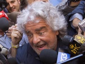 Beppe Grillo blog: Italia fuori dall'euro per non morire