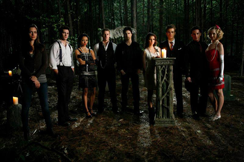"Come vedere in streaming ""The Vampire Diaries"" terza stagione"