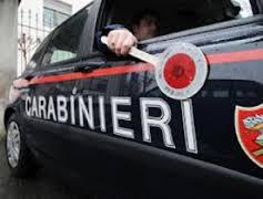 Arrestato per rapina , nel Napoletano, uomo di anni 38