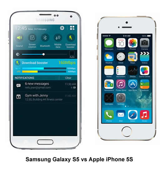 samsung_galaxy_s5_vs_apple_iPhone_5S