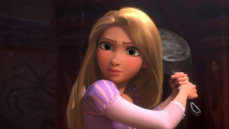 Rapunzel in streaming