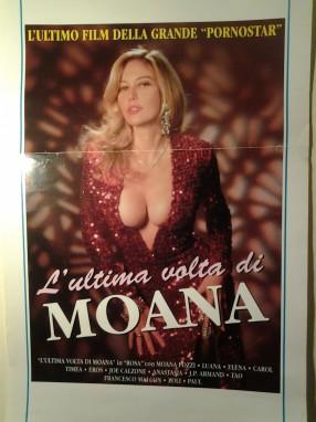 'L'ultima volta' di Moana Pozzi in vendita dal 15 settembre