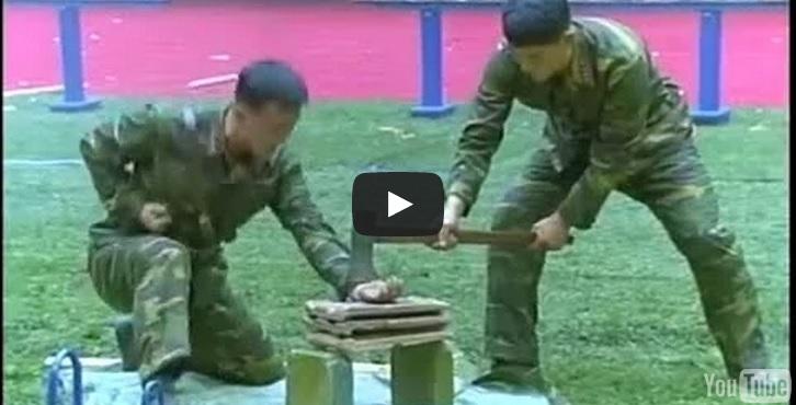 Corea del nord allenamento