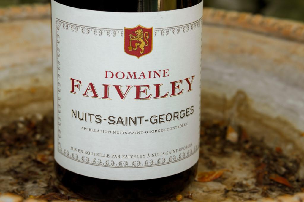 Nuits-Saint-Georges 2010, Domaine Faiveley