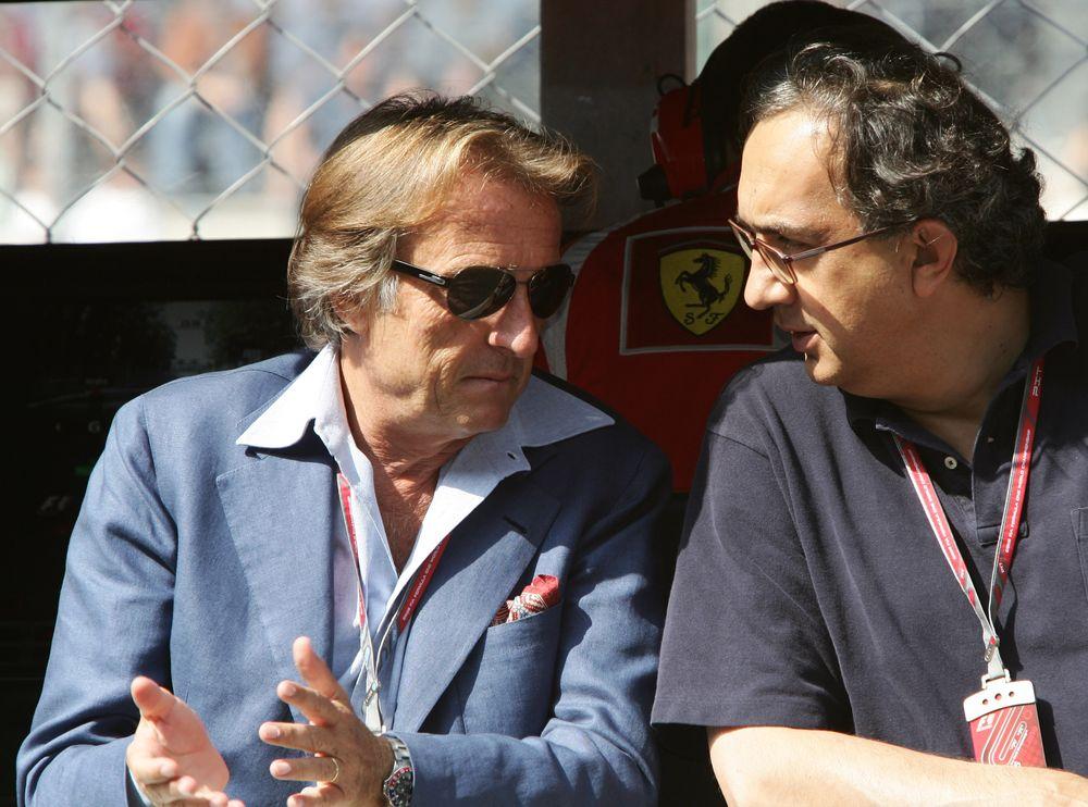 Ferrari montezemolo dice addio al suo posto sergio for Ceo cosa significa