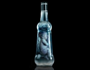 fabricas too young to drink campaign cautions alcohol during pregnancy designboom 01 e1410454869639